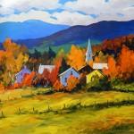 Bergeron-Village_en_automne