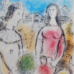 Chagal-Couple